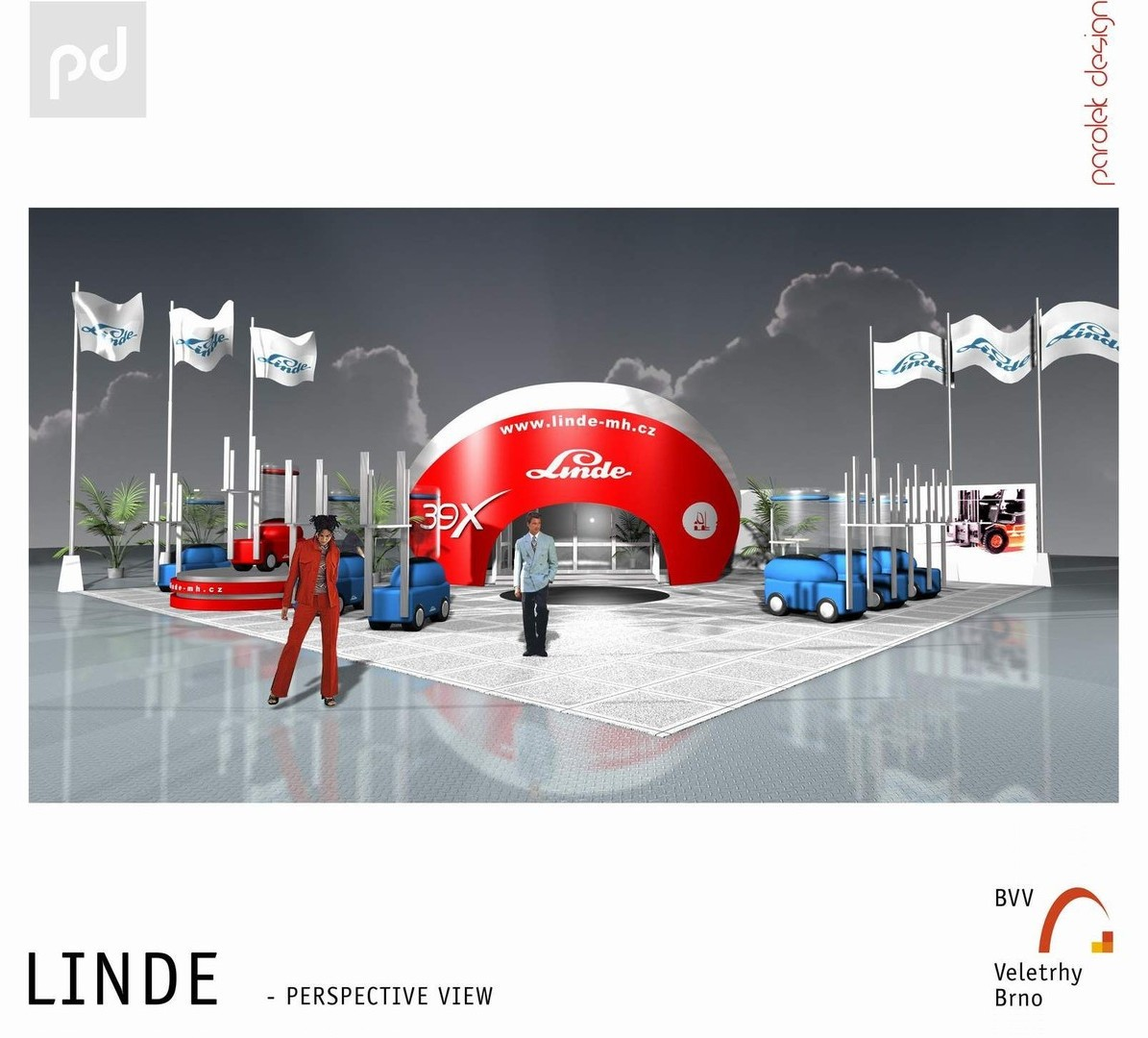 Exhibition Stand Transport : Outdoor exhibition stands bvv trade fairs brno