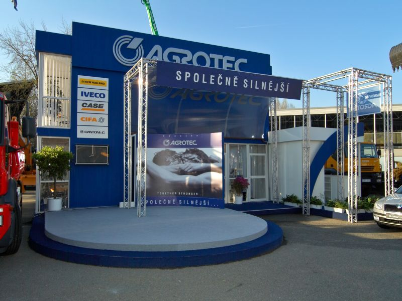 Exhibition Booth Outdoor : Outdoor exhibition stands bvv trade fairs brno