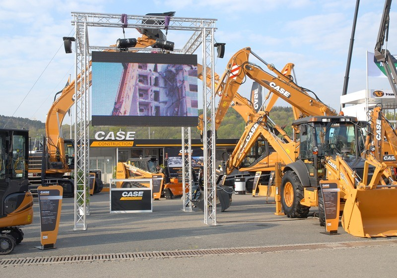 Outdoor exhibition stands bvv trade fairs brno for Construction stand