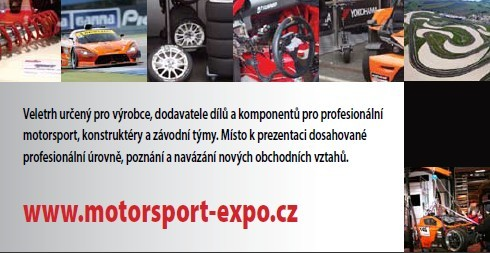 Motorsport Expo visual