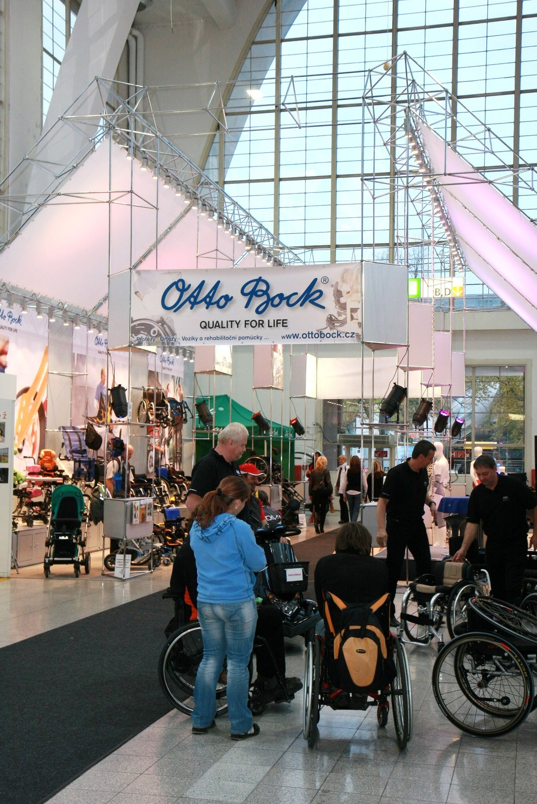 Medical Fair Brno 2011.