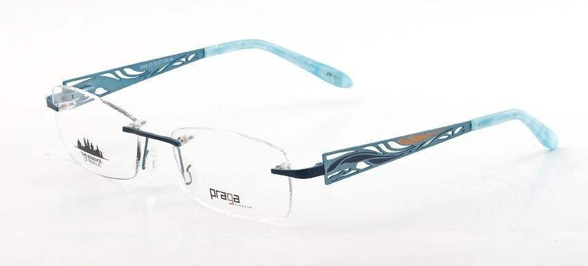08 Collection Of Optical Frames Eyewear Praga Opta