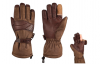Gloves for hunters with electric heating Jaden Green Open