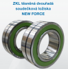 Sealed spherical roller bearings NEW FORCE