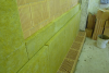 Double layered wall from calibrated hollow bricks HELUZ PLUS 25