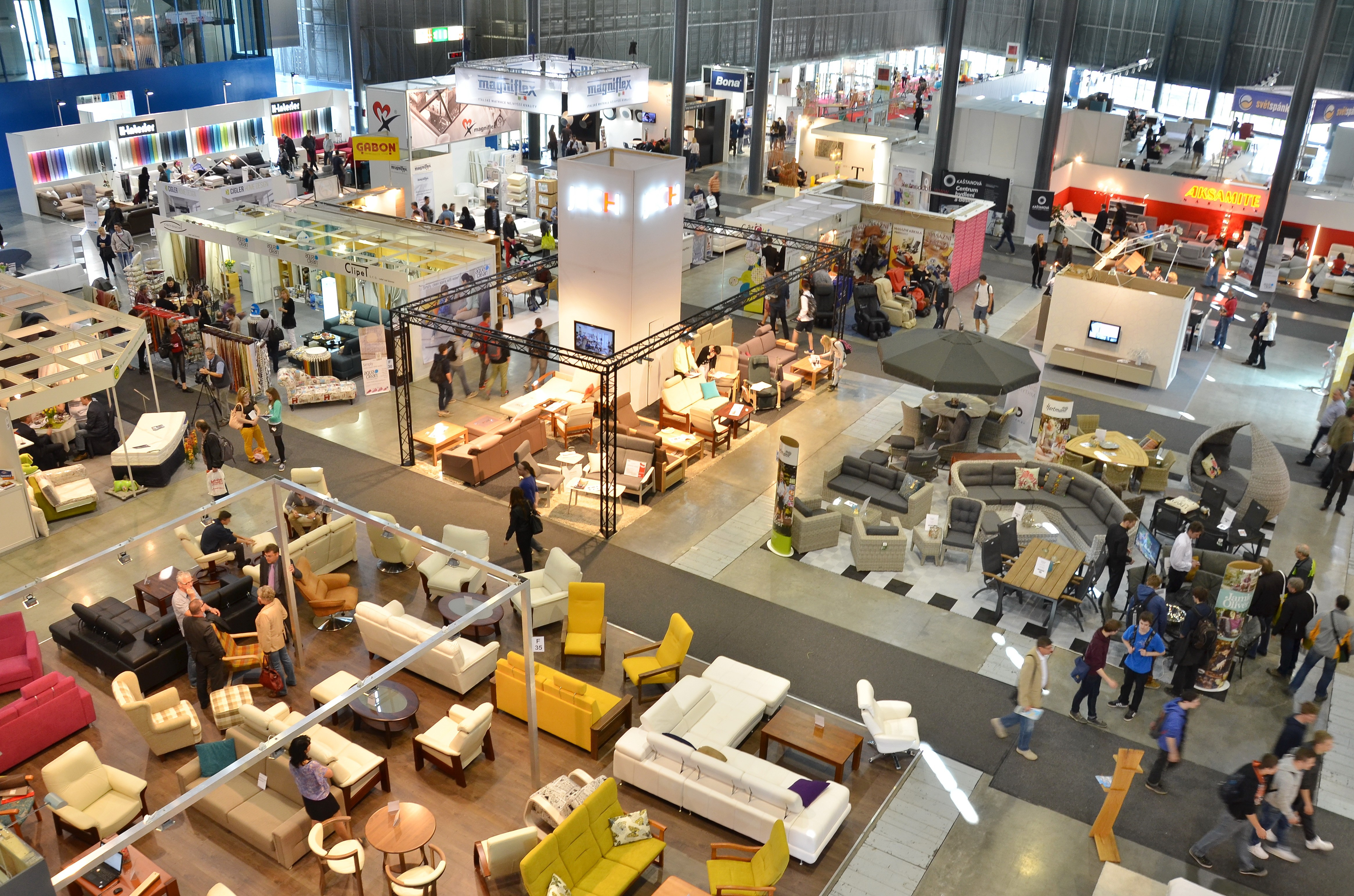 Building Fairs Brno - the right place to introduce new products ... | brno furniture fair