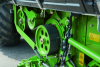 KRONE Powerband new concept for drive of rotor of the ZX forage wagons