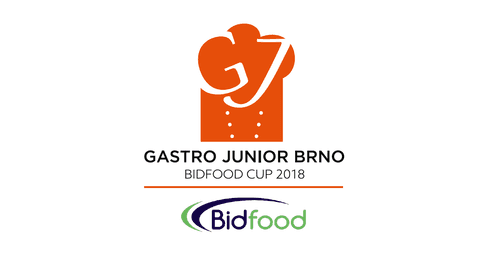 Gastro Junior Brno – Bidfood Cup visual