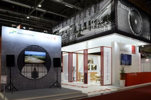 Exhibition Stand Builders Es : Stand construction bvv trade fairs brno